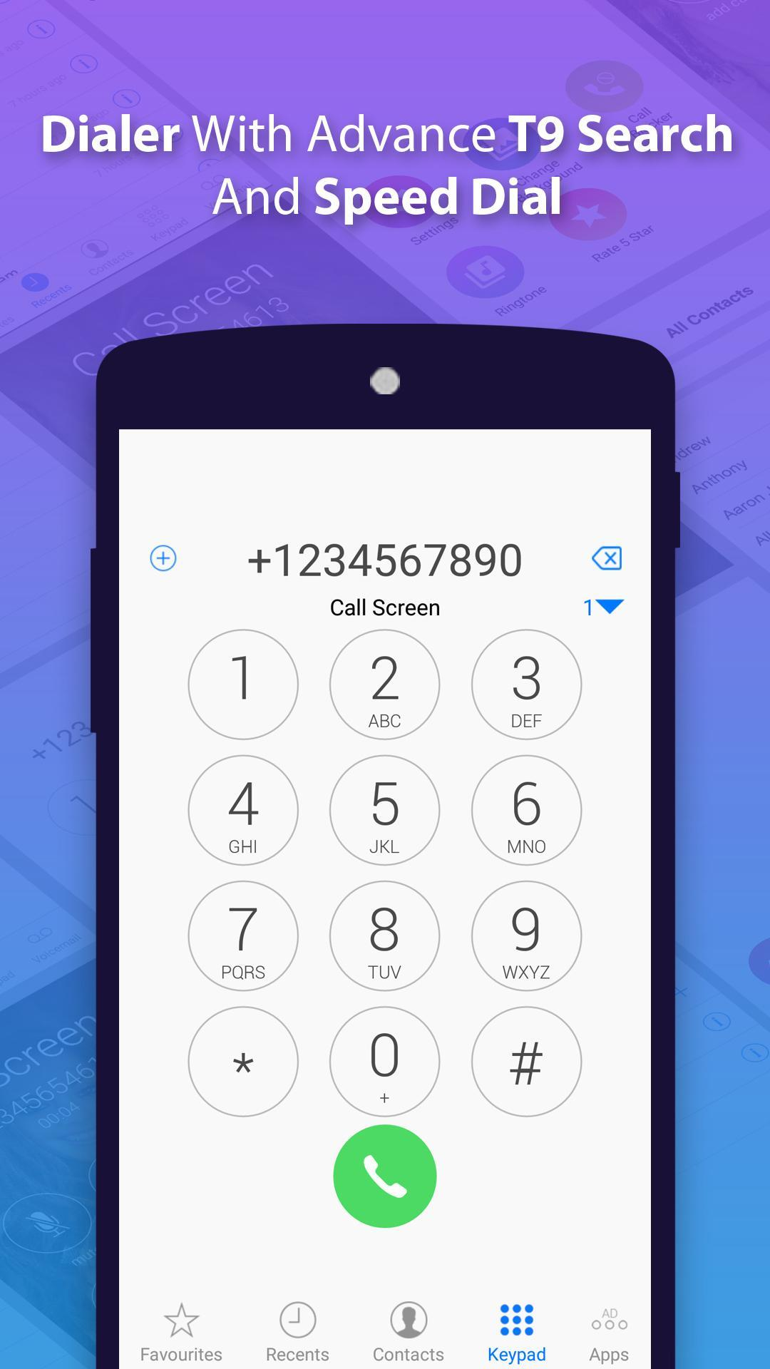 i Call Screen Slide To Answer for Android - APK Download