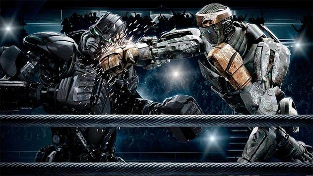 Real Robot Ring Fighting 2018 постер