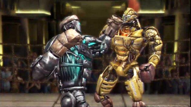 Real Robot Ring Fighting 2018 скриншот 2