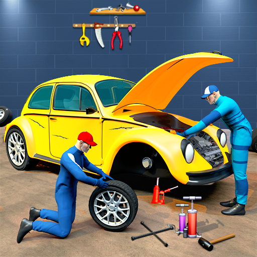 Download Modern Car Mechanic Offline Games 2020: Car Games For Android 2021