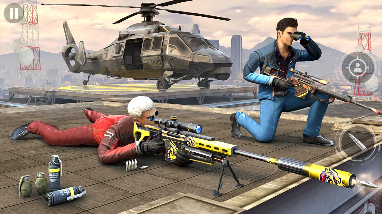 Sniper Shooting Battle 2020 Gun Shooting Games For Android Apk Download