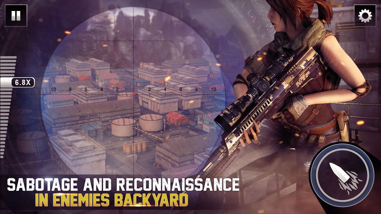 3D Gun Games No Download sniper shooting battle 2019 – gun shooting games for android