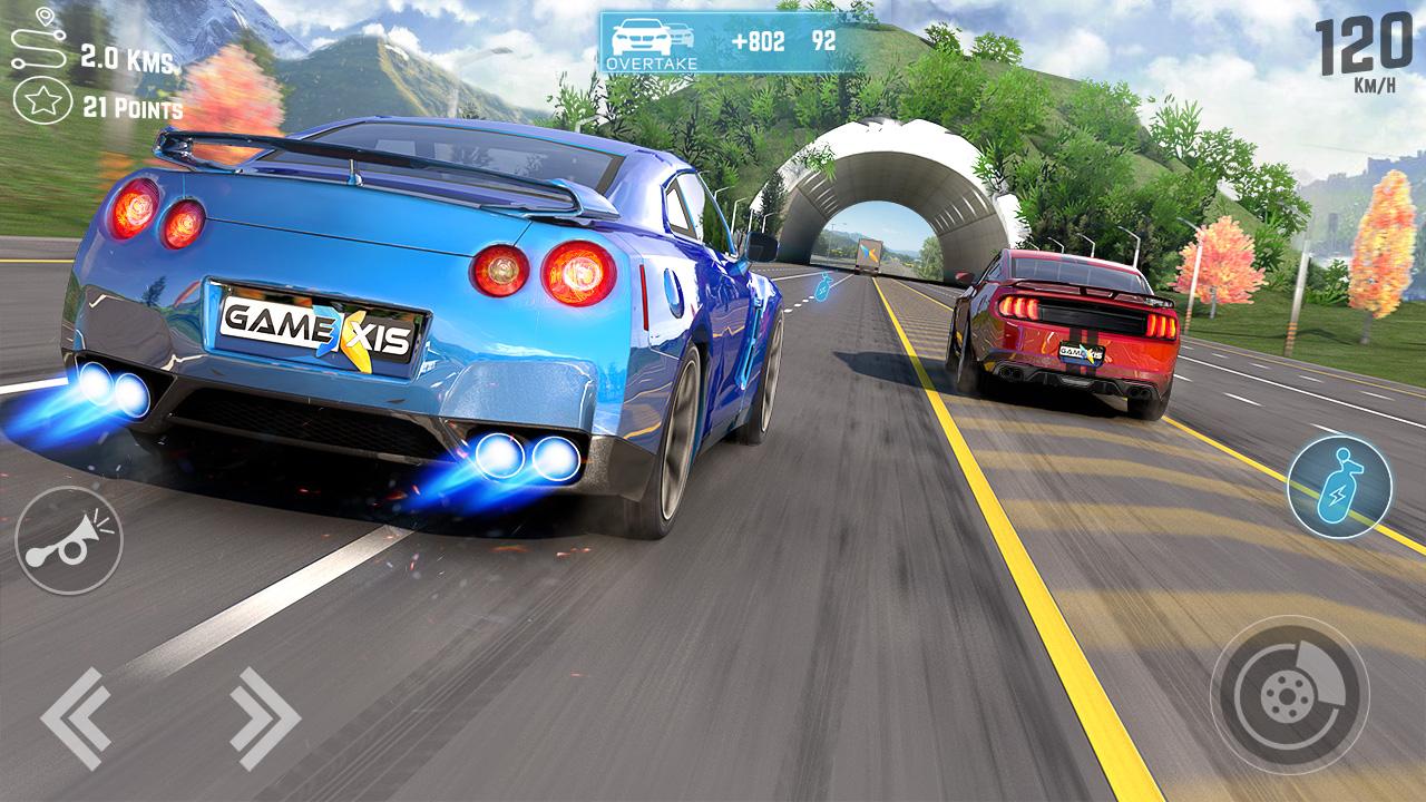 Kostenlose Auto Renn Spiele