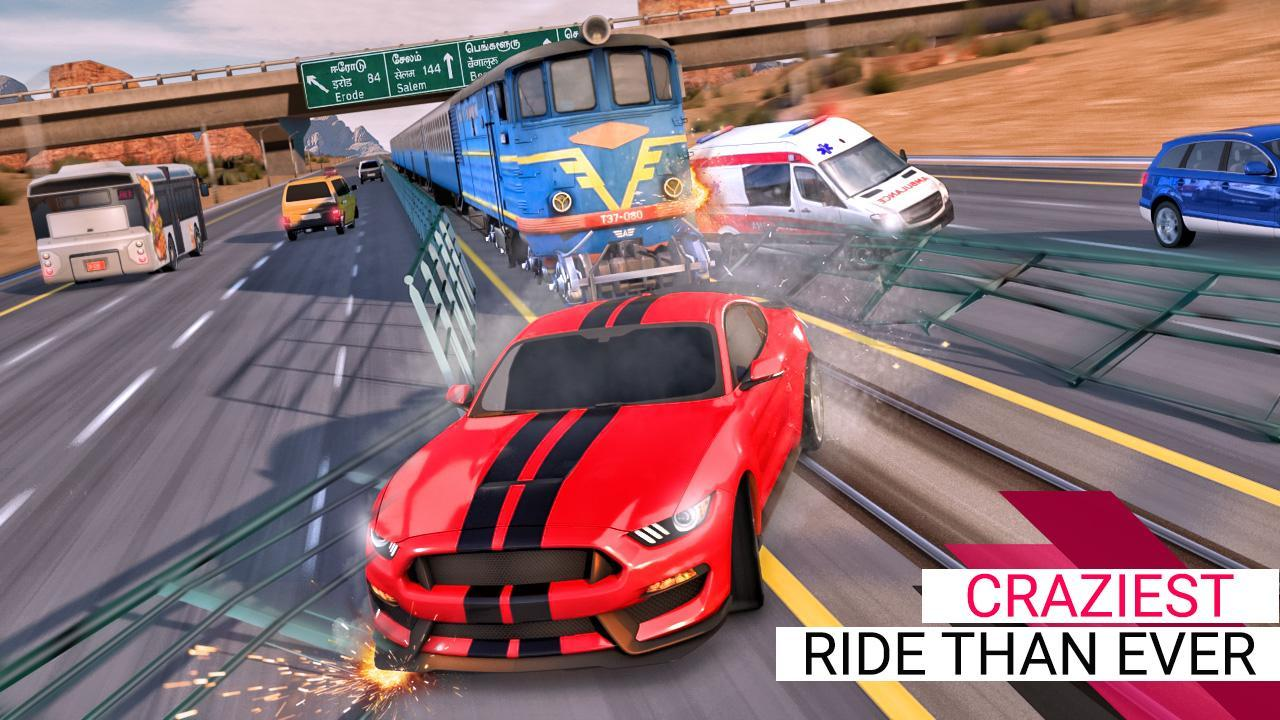 New Car Games >> Highway Car Traffic Racing 3d New Car Games 2019 For Android Apk