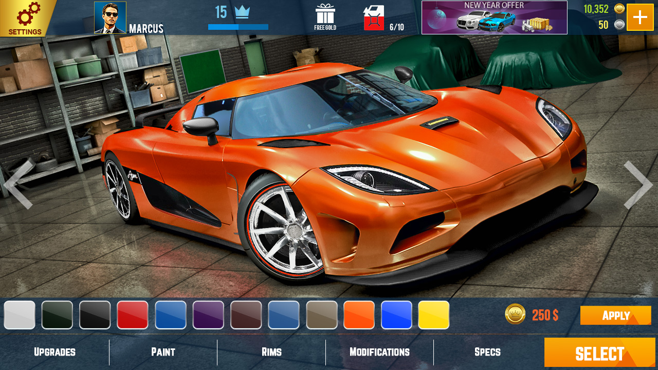 Renn Auto Spiele