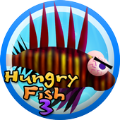 Hungry Fish 3 icon
