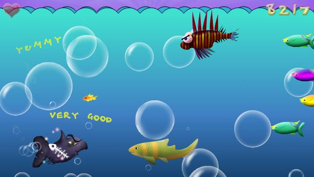 Hungry Fish 3 screenshot 10