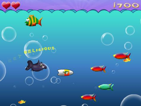 Hungry Fish 3 screenshot 11