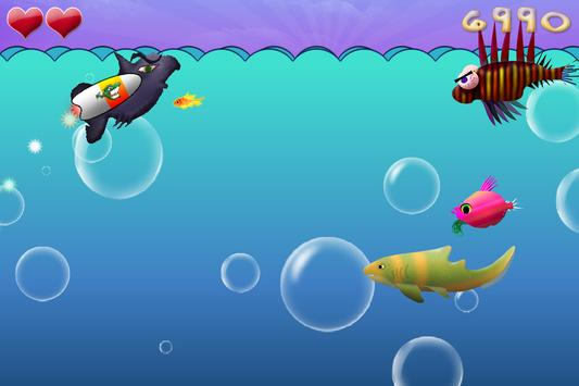 Hungry Fish 3 screenshot 1