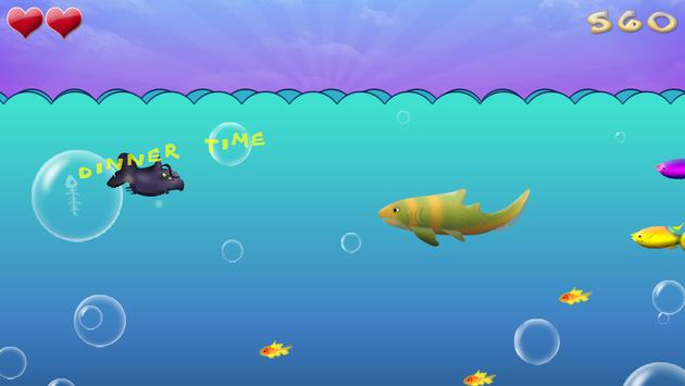 Hungry Fish 3 screenshot 5