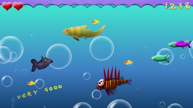 Hungry Fish 3 screenshot 6