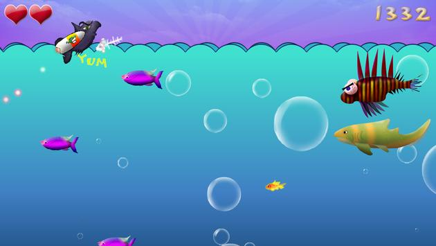 Hungry Fish 3 screenshot 7