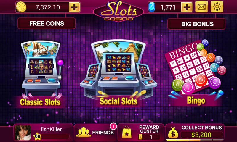 Slots Casino Party™ poster