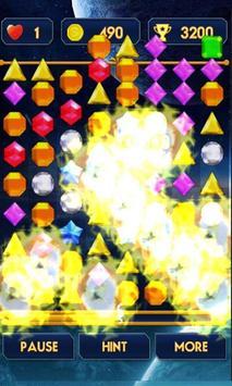 Jewels Match poster