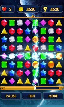 Jewels Match screenshot 2
