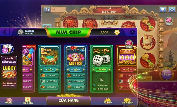 fang69 - game danh bai doi thuong screenshot 1