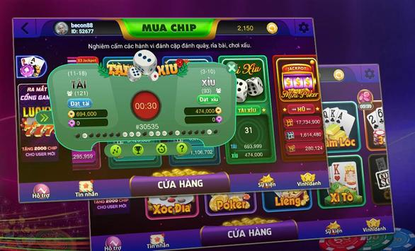 fang69 - game danh bai doi thuong screenshot 2