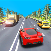 Highway Car Racing Game icon