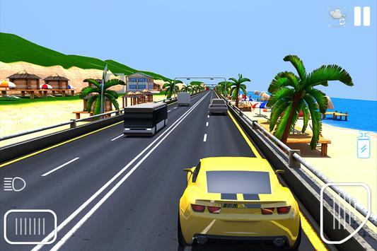 Highway Car Racing Game screenshot 1
