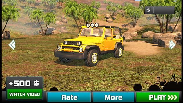 New Offroad Truck Driving screenshot 13