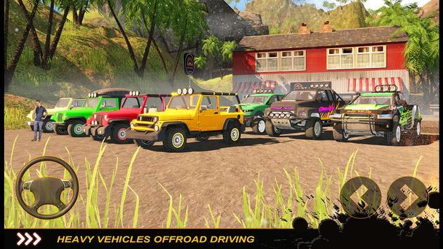 New Offroad Truck Driving screenshot 2