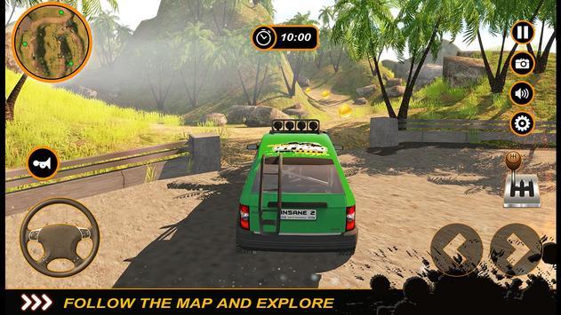 New Offroad Truck Driving screenshot 7