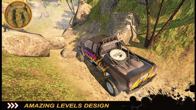 New Offroad Truck Driving screenshot 4