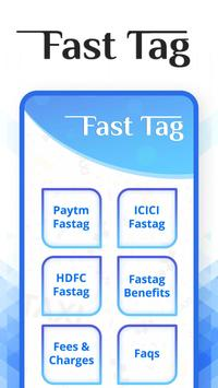 FASTag Pay- Recharge online, Buy, & Get help 2020 screenshot 3