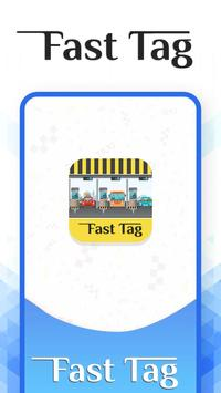 FASTag Pay- Recharge online, Buy, & Get help 2020 poster