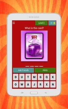 Guess the card CR - Trivia screenshot 14