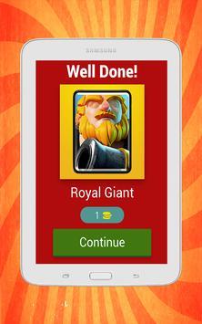 Guess the card CR - Trivia screenshot 13