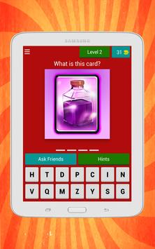 Guess the card CR - Trivia screenshot 8