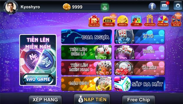 4Play - Tien Len Online screenshot 1