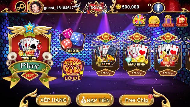 Royal - Tien Len Online poster