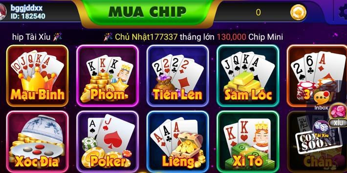 Slots7777- Game danh bai doi thuong 2019 poster