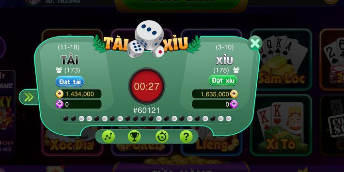 Slots7777- Game danh bai doi thuong 2019 screenshot 1