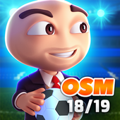 Online Soccer Manager (OSM) - Football Game आइकन