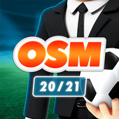 Online Soccer Manager (OSM) 2021 - Juego de fútbol icono
