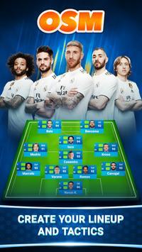 Online Soccer Manager (OSM) poster
