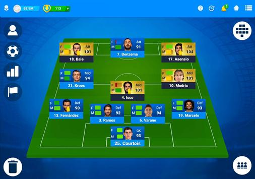 Online Soccer Manager (OSM) - Football Game 截圖 11