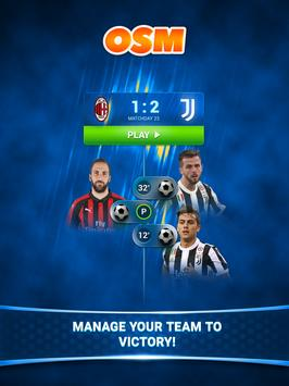 Online Soccer Manager (OSM) - Football Game スクリーンショット 14