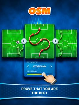 Online Soccer Manager (OSM) - Football Game 截圖 14