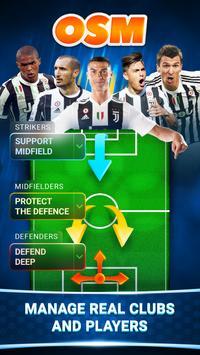 Online Soccer Manager (OSM) - Football Game 截圖 1