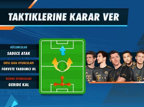 Online Soccer Manager (OSM) 21/22 - Futbol oyunu Ekran Görüntüsü 8
