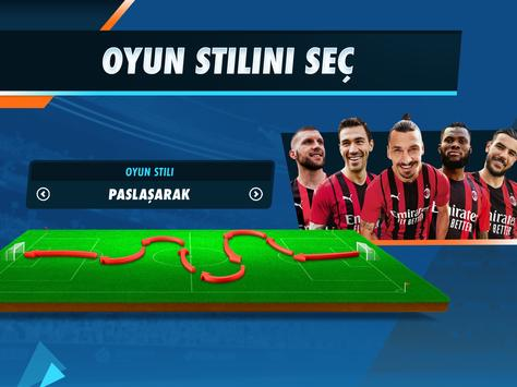 Online Soccer Manager (OSM) 21/22 - Futbol oyunu Ekran Görüntüsü 9