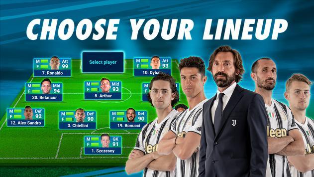 Online Soccer Manager (OSM) 20/21 - Football Game 포스터