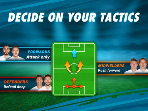 Online Soccer Manager (OSM) 20/21 - Football Game 스크린샷 12