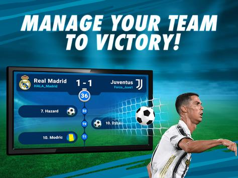 Online Soccer Manager (OSM) 20/21 - Football Game 스크린샷 8