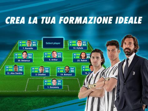 5 Schermata Online Soccer Manager (OSM)- 20/21