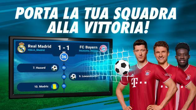 3 Schermata Online Soccer Manager (OSM)- 20/21